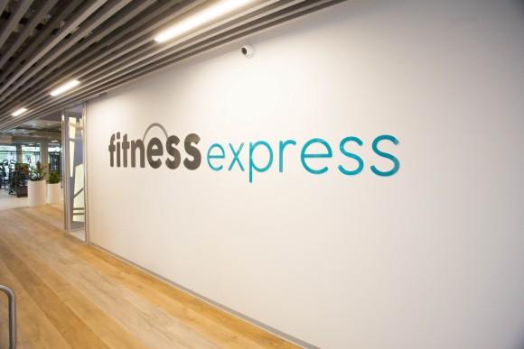 Express Fitness – Sieć klubów, Rybnik (ArchiGROUP)