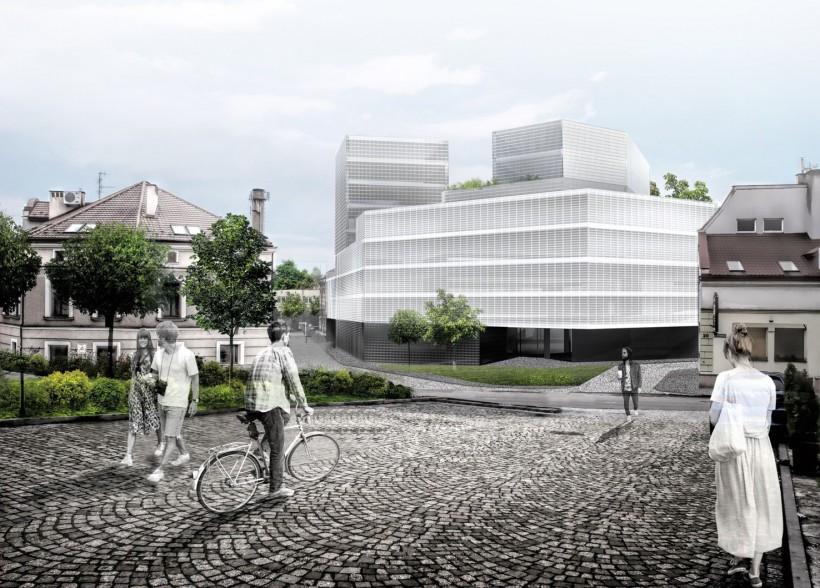 Konkurs Sarp na Zabudowę Placu Garncarskiego w Rzeszowie