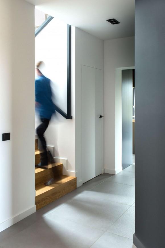 Dom jednorodzinny – kompleksowy projekt wnętrza, k. Rzeszowa