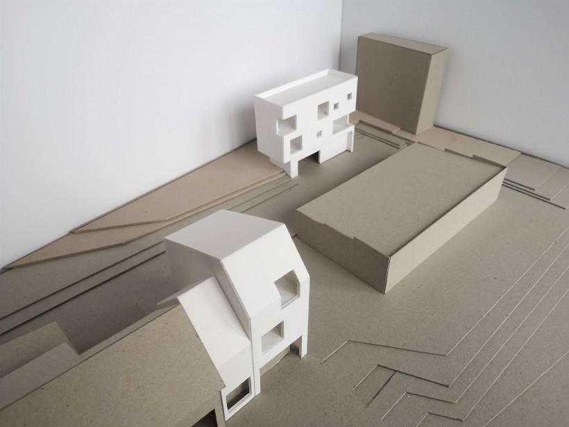 Budynki mieszkalno-usługowe, Rzeszów