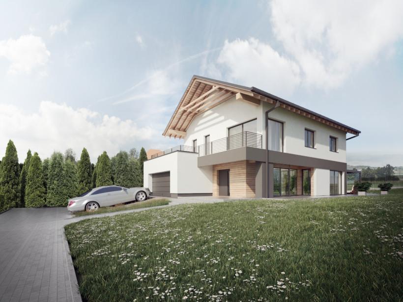 Dom z widokiem na Rzeszów, Rzeszów